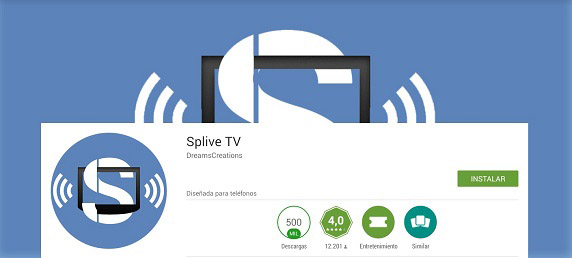 Splive TV para pc