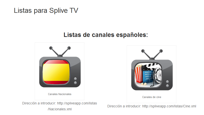 listas splive tv