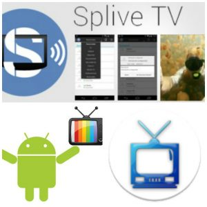 como instalar splive tv