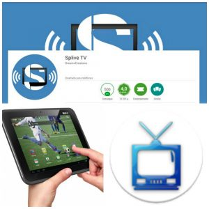 descargar splive tv para ipad